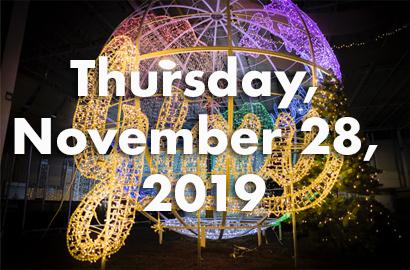 Thursday, November 28, 2019