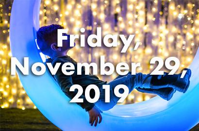 Friday, November 29, 2019