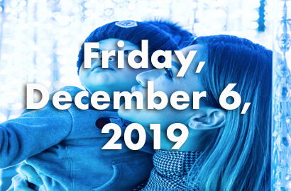 Friday, December 6, 2019