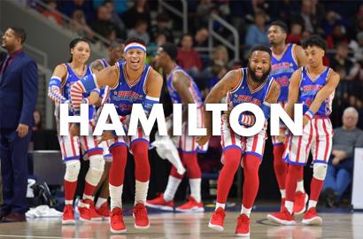Harlem Globetrotters Live - Hamilton
