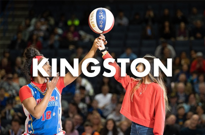 Harlem Globetrotters Live - Kingston