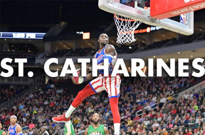 Harlem Globetrotters Live - St Catharines