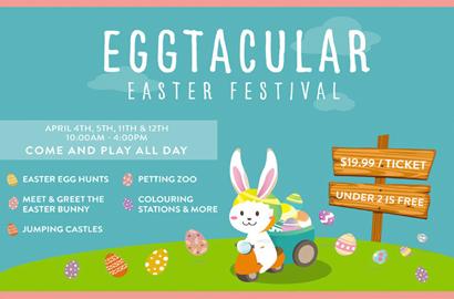 Eggtacular Easter Festival