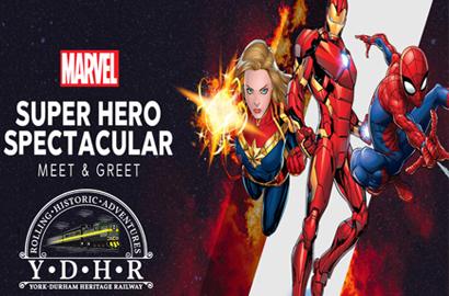 Marvel Superhero Spectacular