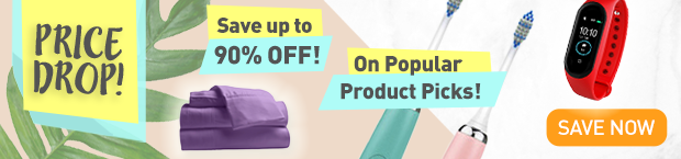 Price Drop on Popular Product Picks!